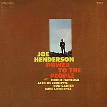 Power to the People (Joe Henderson album)