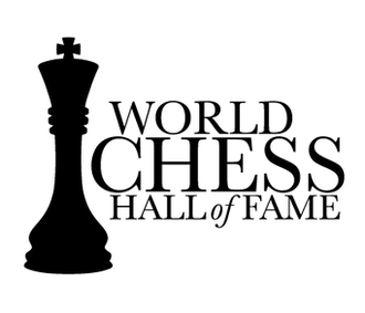 World Chess Hall of Fame - WCHOF Logo 2013