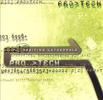 Orbiting Cathedrals - Image: Pro Tech Orbiting Cathedrals Cover
