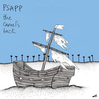 The Camel's Back (Psapp album) - Image: Psapp the camels back