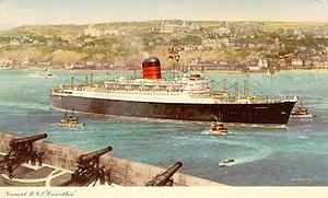 Rms carinthia 1955 wikivisually rms carinthia 1955 fandeluxe Choice Image