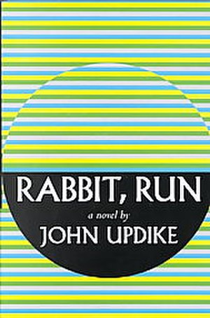 Rabbit, Run - First edition cover