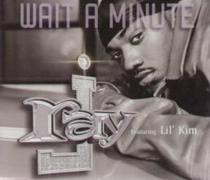 Wait a Minute (Ray J song) - Image: Ray j CD