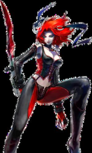 Rayne (BloodRayne) - Image: Rayne japan