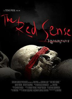 <i>The Red Sense</i> 2008 Cambodian film directed by Pek Tim