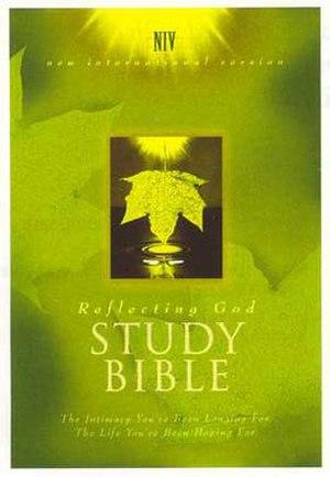 Reflecting God Study Bible - Reflecting God Study Bible