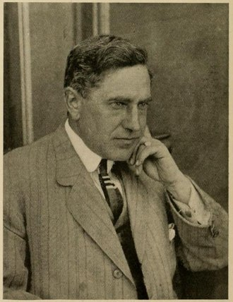Richard Willis (publicist and agent) - Image: Richard Willis (1913)