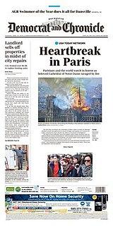 <i>Democrat and Chronicle</i>