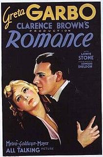 <i>Romance</i> (1930 film) 1930 film