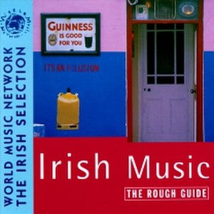 The Rough Guide to Irish Music (1996 album) - Image: Rough Guide Irish Music 1996