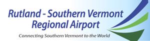 Rutland–Southern Vermont Regional Airport - Image: Rutland airport logo new