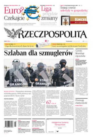 Rzeczpospolita (newspaper) - Image: Rzeczpospolita (newspaper cover)