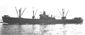SS John W. Brown - John W. Brown at New York Harbor in October 1942.