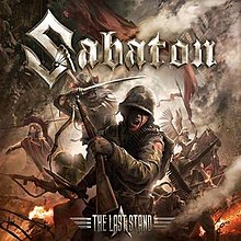 SABATON - The Great War 19/07/2019 - Page 3 220px-Sabaton_-_The_Last_Stand_cover