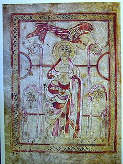 Saint Suibne Bishop of Armagh