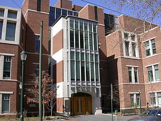 University of Pennsylvania School of Dental Medicine - The school's main entrance at the Robert Schattner Center