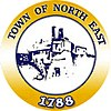 Official seal of North East, New York