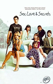<i>Sex, Love & Secrets</i> American soap opera television series