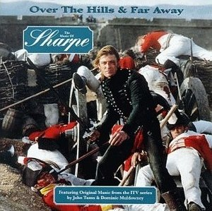 Over the Hills & Far Away: The Music of Sharpe - Image: Sharpealbumcover