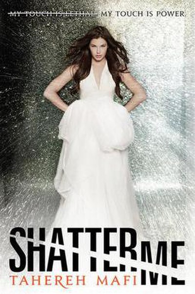 Picture of a book: Shatter Me