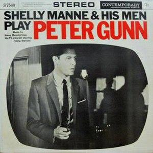 Shelly Manne & His Men Play Peter Gunn - Image: Shelly Manne & His Men Play Peter Gunn