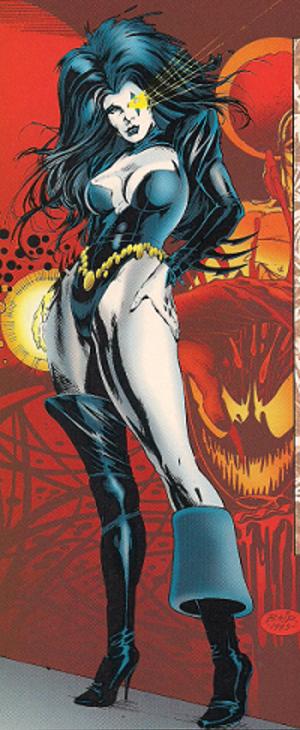 Shriek (comics) - Image: Shriek (Marvel Comics)