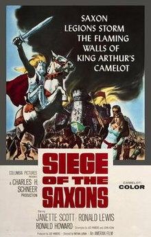 Siege of the Saxons cinema poster.jpg