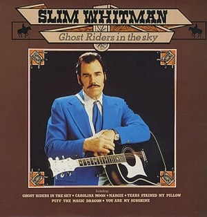 Ghost Riders in the Sky (Slim Whitman album) - Image: Slim whitman ghost riders in the sky