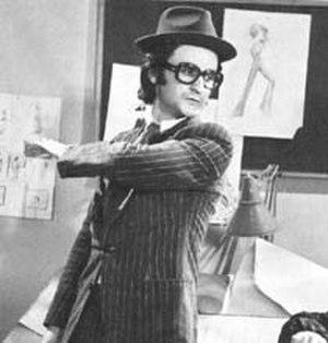 Sotiris Moustakas - Moustakas in the movie Enas nomotagis politis (1974).