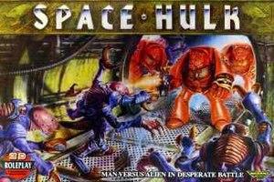 Space Hulk - Image: Space hulk box