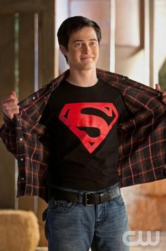 Superboy (Kon-El) - Lucas Grabeel as Alexander Luthor/Conner Kent on Smallville.