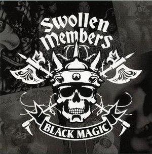 Black Magic (Swollen Members album) - Image: Swollenmembers blackmagic albumcover