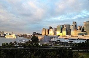 Sydney Lyric - Image: Sydney Lyric View