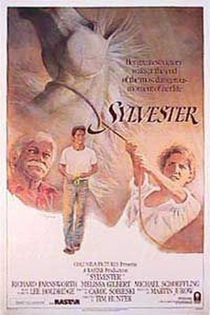 Sylvester (film) - Theatrical release poster by Tom Jung