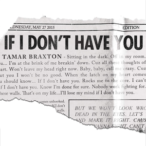 If I Don't Have You - Image: Tamar Braxton If I Don't Have You