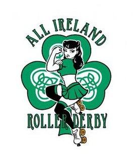Team Ireland Roller Derby