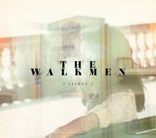 <i>Lisbon</i> (album) 2010 studio album by The Walkmen