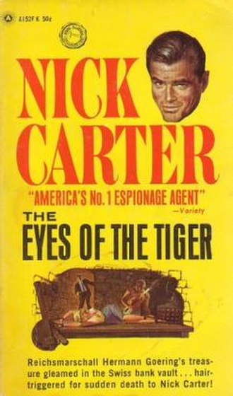 The Eyes of the Tiger - First edition