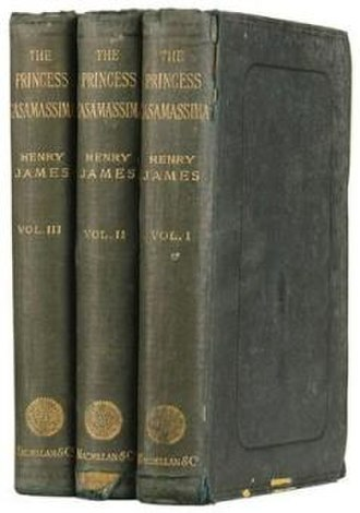 The Princess Casamassima - First edition