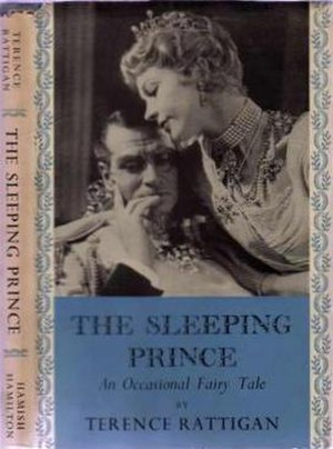 The Sleeping Prince (play) - First edition (publ. Hamish Hamilton 1954)
