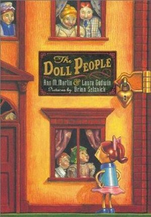 The Doll People - Image: The Doll People cover