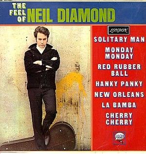 The Feel of Neil Diamond - Image: The Feel of Neil Diamond