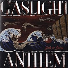 The Gaslight Anthem - Sink or Swim coverjpg