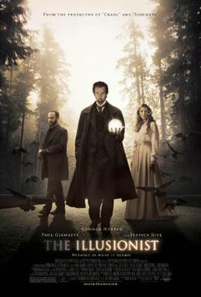 Picture of a movie: The Illusionist