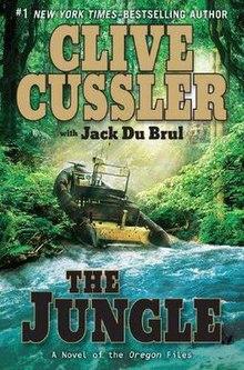 Image result for cussler the jungle