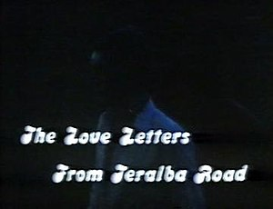 The Love Letters from Teralba Road - Title card