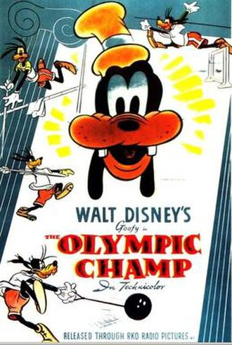 The Olympic Champ - Image: The Olympic Champ Theatrical Poster