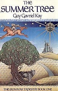 <i>The Summer Tree</i> 1984 Book by Guy Gavriel Kay