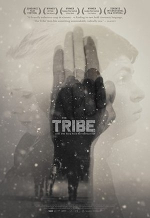 The Tribe (2014 film) - Theatrical release poster