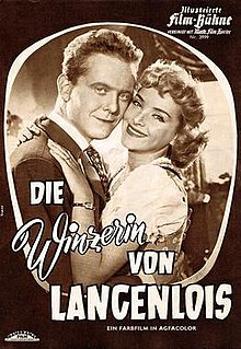 <i>The Winemaker of Langenlois</i> 1957 Austrian film by Hans Heinz König